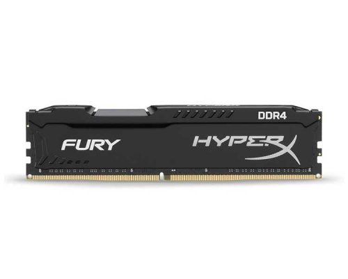 DDR4 16 GB 2400 Mhz. HyperX FURY BLACK KINGSTON