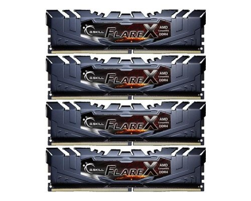 DDR4 32 GB(4X8KIT) 3200 FLARE X G.SKILL
