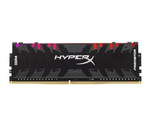 DDR4 8 GB 2933 Mhz. HyperX PREDATOR RGB KINGSTON