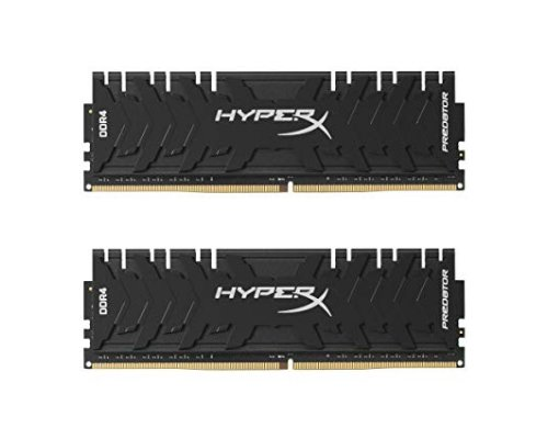 DDR4 32GB (2X16KIT) 3000 Mhz. HyperX PREDATOR KINGSTON