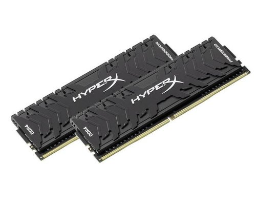 DDR4 8 GB (2X4KIT) 3200 Mhz. HyperX FURY KINGSTON