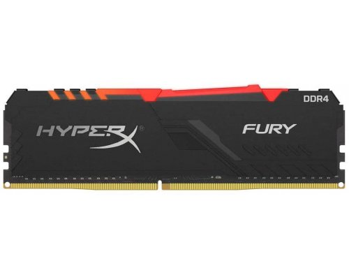 MEMORIA DDR4 3733 KINGSTON HYPERX FURY RGB 16GB