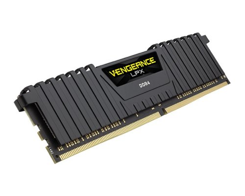 MEMORIA DDR4 3200 CORSAIR VENGEANCE LPX BLACK 8GB