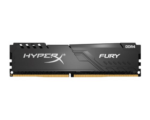 MEMORIA DDR4 2666 KINGSTON HYPERX FURY 16GB