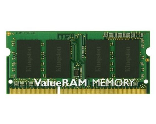 MEMORIA RAM SODIMM DDR3 1600 KINGSTON 8GB KVR16S11/8