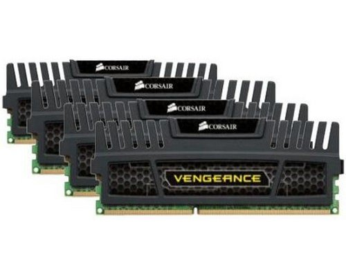 MEMORIA RAM DDR3 1600 CORSAIR VENGEANCE QUAD 4x8GB L10