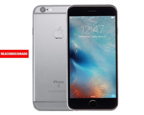 APPLE iPHONE 6S 64 GB SPACE GREY REACONDICIONADO GRADO A