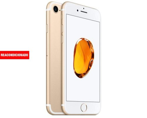 APPLE iPHONE 7 256 GB GOLD REACONDICIONADO GRADO A
