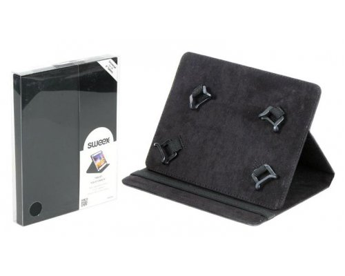 FUNDA PROTECTORA PARA TABLET FOLIO CASE NEGRA