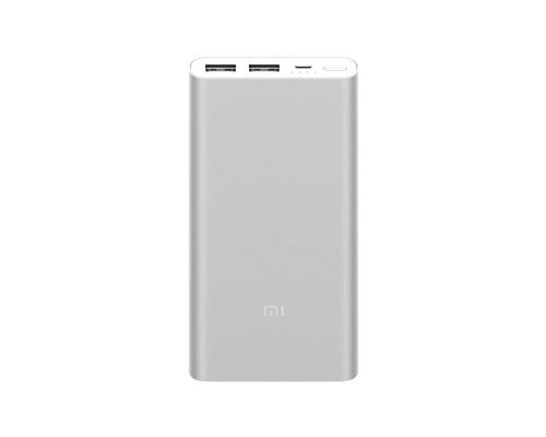 POWER BANK 2S 10000mAh SILVER XIAOMI