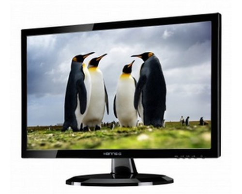 "MONITOR LED 24"" HANNSPREE HE247DPB FULLHD DVI MULTIMEDIA"
