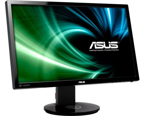 "MONITOR 24"" ASUS VG248QE 3D 144Hz 1ms GAMING DP MULTIMEDIA"