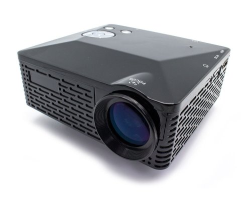 PROYECTOR LED MULTIMEDIA HDMI/VGA/AV USB/SD 1080p