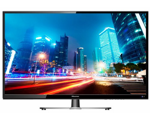 "TV LCD LED 24"" HISENSE 24D33 USB SLIM"