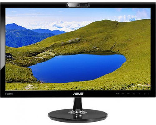 "MONITOR LED 21.5"" ASUS VK228H MULTIMEDIA FULLHD HDMI/DVI"