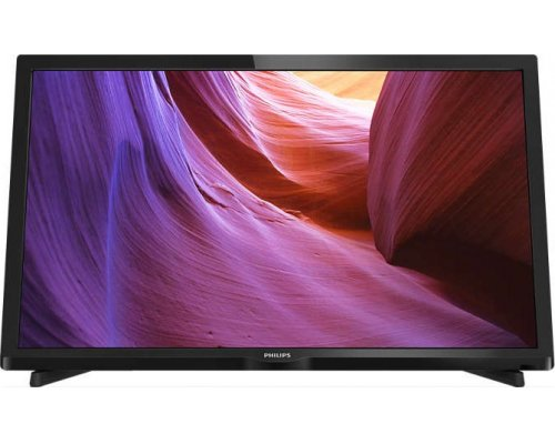 "TV LCD LED 22"" PHILIPS 22PFH4000 FULLHD"