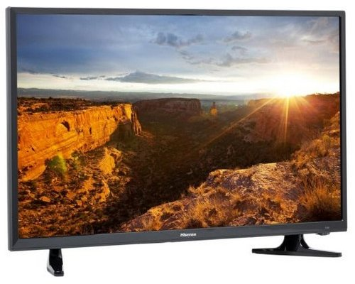 "TV LCD LED 32"" HISENSE 32D50 HD READY USB 3xHDMI"