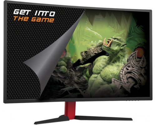 "MONITOR 32"" KEEPOUT XGM32 GAMING FULLHD 144Hz CURVO"