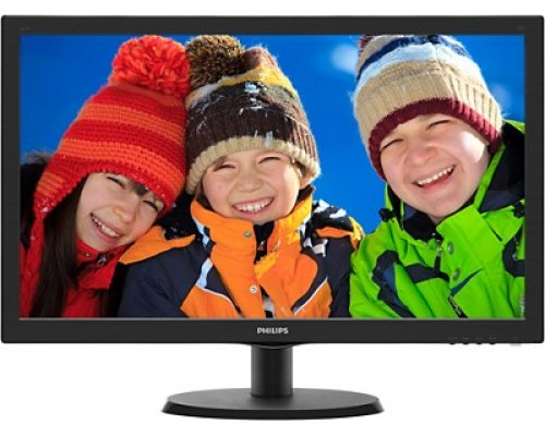 "MONITOR 21.5"" PHILIPS 223V5LHSB2 FULLHD HDMI"