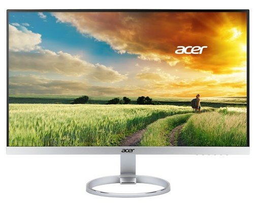 "MONITOR 27"" ACER H277HK 4K ULTRA HD IPS DVI HDMI"