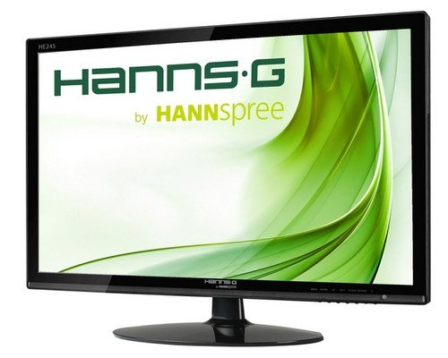 "MONITOR LED 23.6"" HANNS G HE245HPB IPS 8m HDMI"