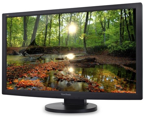 "MONITOR 21.5"" VIEWSONIC VG2233-LED FULLHD PIVOTABLE"