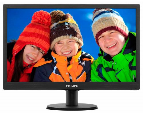 "MONITOR 18.5"" PHILIPS 193V5LSB2/10"