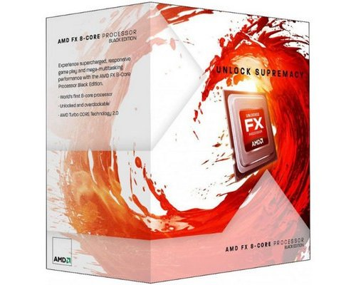 PROCESADOR AMD FX8320 X8 3.5GHz (BOX) AM3+