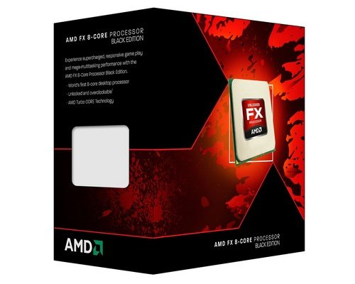 PROCESADOR AMD FX8350 X8 4GHz (BOX) AM3+