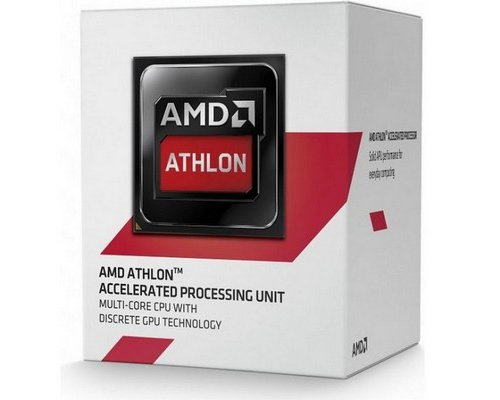 PROCESADOR AMD ATHLON 5350 2.05GHz HD8400 (BOX) AM1