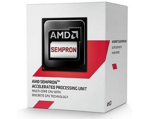 PROCESADOR AMD SEMPRON 2650 1.4GHz HD8240 (BOX) AM1