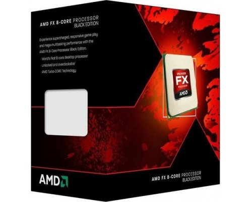 PROCESADOR AMD FX8370E X8 3.3GHz (BOX) AM3+