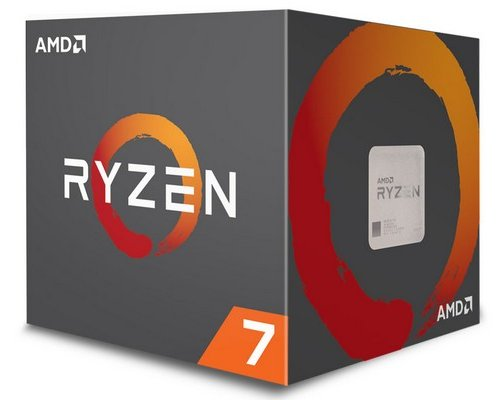PROCESADOR AMD RYZEN 7 1700 3.0GHz (BOX) AM4