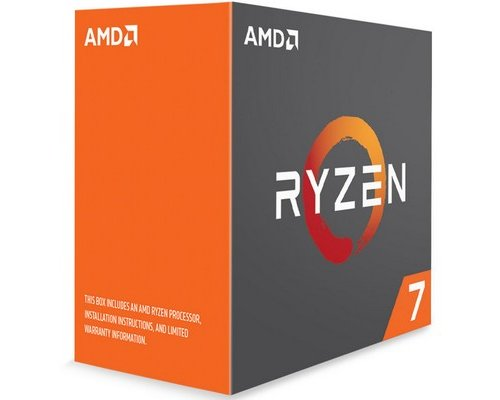 PROCESADOR AMD RYZEN 7 1800X 3.6GHz (BOX) AM4
