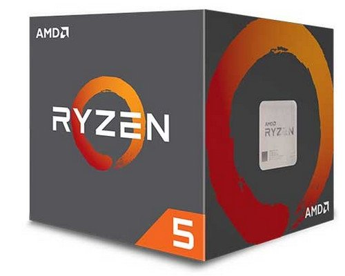 PROCESADOR AMD RYZEN 5 1600 AF 3.2GHz (BOX) AM4