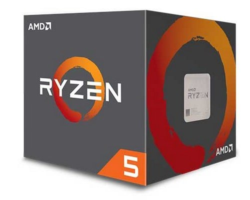 PROCESADOR AMD RYZEN 5 1600X 3.6GHz (BOX) AM4