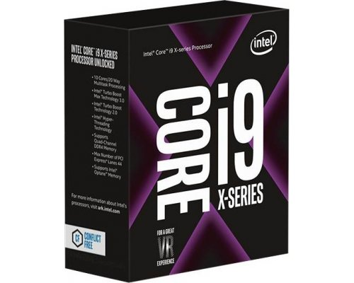 PROCESADOR INTEL CORE i9-7900X 3.3GHz BOX s2066