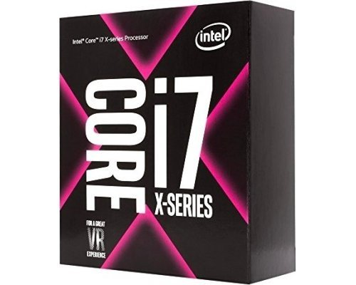 PROCESADOR INTEL CORE i7-7820X 3.6GHz BOX s2066