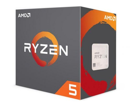 PROCESADOR AMD RYZEN 5 2600X 3.6GHz (BOX) AM4