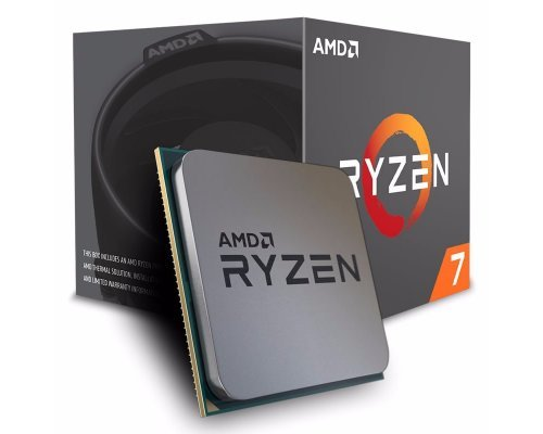 PROCESADOR AMD RYZEN 7 2700X 3.7GHz (BOX) AM4