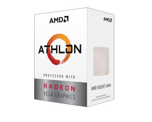 AMD ATHLON 240GE RADEON BOX AM4