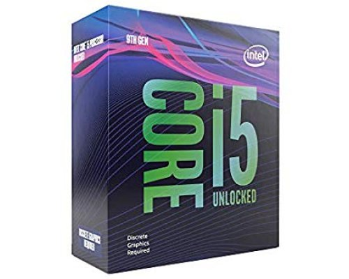 PROCESADOR INTEL CORE i5-9600KF 3.7GHz s1151-9G (NO VGA)