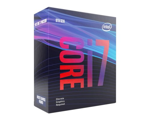 PROCESADOR INTEL CORE i7-9700F 3GHz BOX s1151-9G (NO VGA)