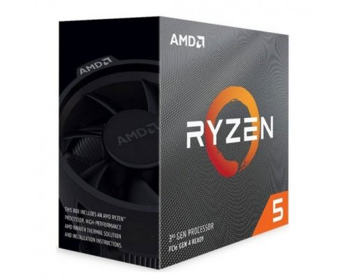 PROCESADOR AMD RYZEN 5 3600 3.6GHz (BOX) AM4