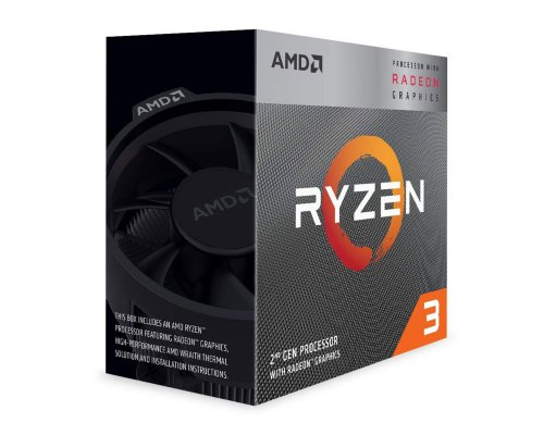 PROCESADOR AMD RYZEN 3 3200G 3.6GHz APU VEGA (BOX) AM4