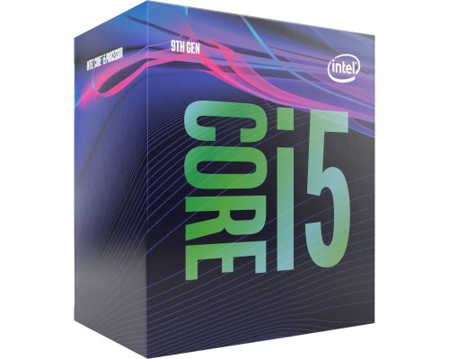 PROCESADOR INTEL CORE i5-9400 2.9GHz BOX s1151-9G