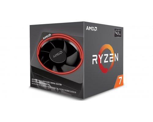 PROCESADOR AMD RYZEN 5 2600X MAX 3.6GHz (BOX) AM4