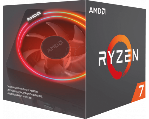 PROCESADOR AMD RYZEN 7 2700 MAX 3.2GHz (BOX) AM4