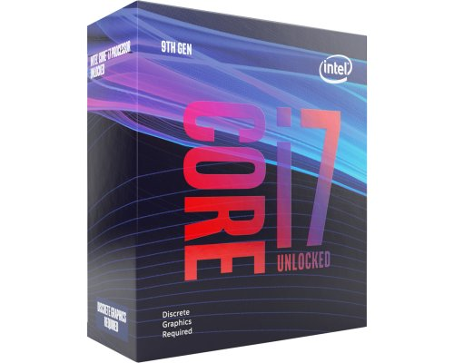 PROCESADOR INTEL CORE i9-9700KF 3.6GHz s1151-9G (NO VGA)