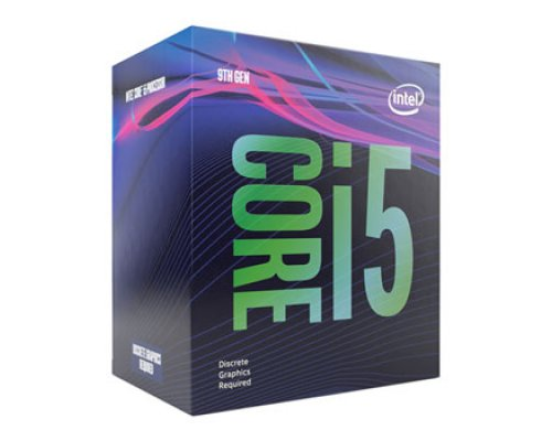 PROCESADOR INTEL CORE i5-9500F 3GHz s1151-9G (NO VGA)